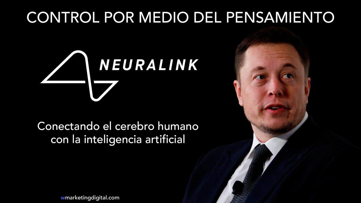 Elon Musk conectando el cerebro humano con la IA: Neuralink