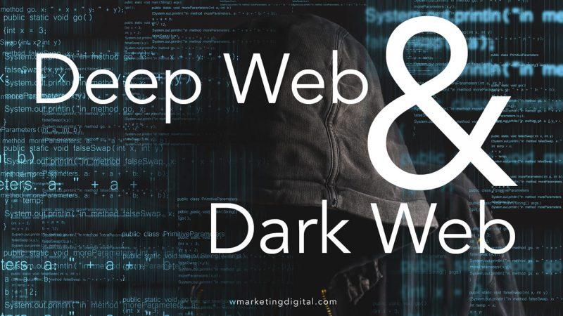 La Curiosidad por la Deep Web y la Dark Web